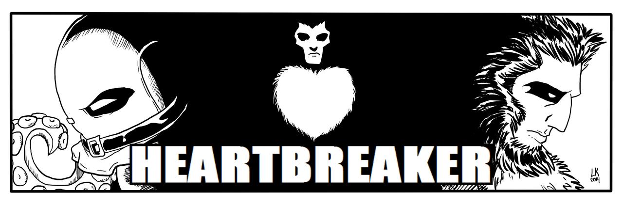 Heartbreaker - Cover by EarthmanPrime