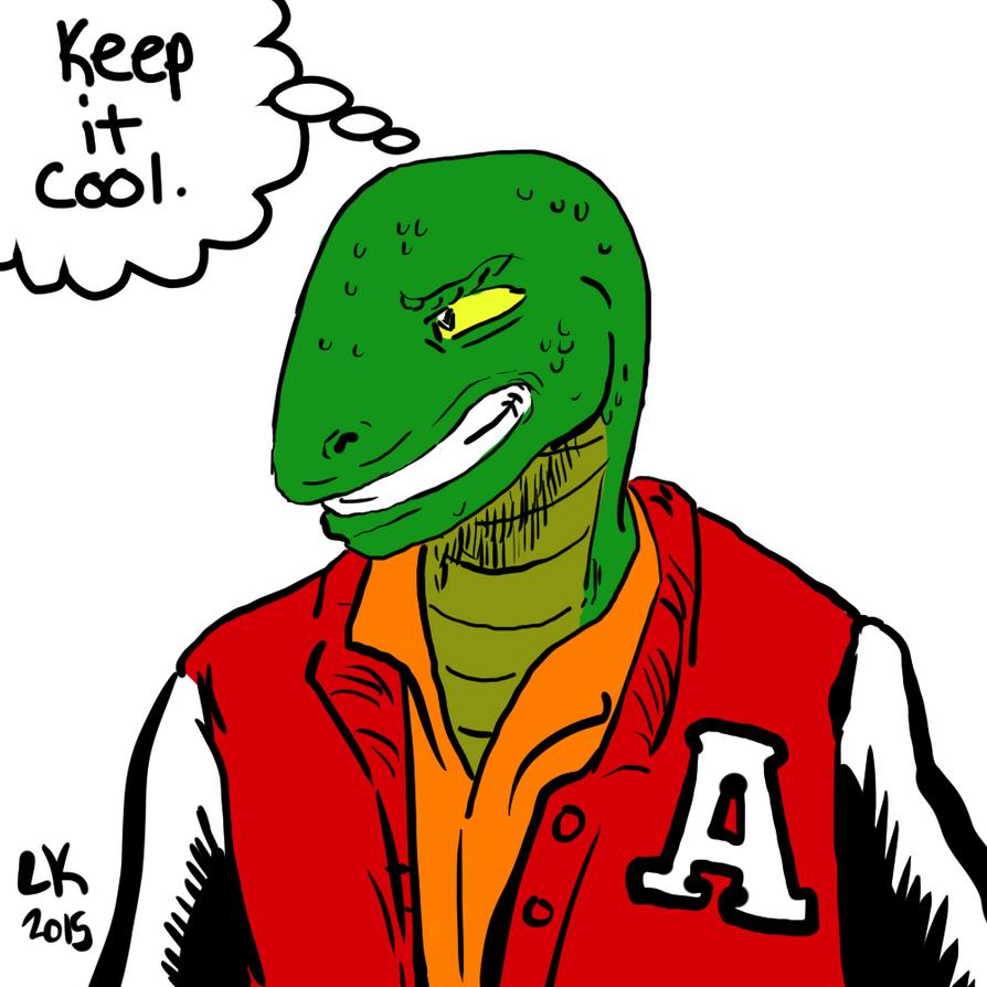 Keep It Cool by EarthmanPrime