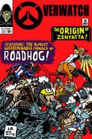 Menace of Roadhog by LarryKingUndead