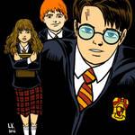 The Hogwarts Crew