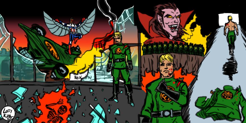 Secret Empire by LarryKingUndead