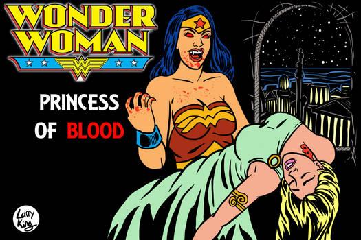 Wonder Woman - Princess Of Blood
