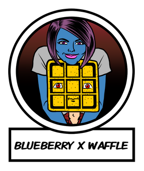 Feature Icon - Blueberry x Waffle