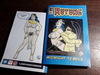 Rutung - Midnight Temple - - - Now On Sale