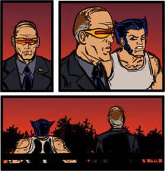 X-Men: Life Story - Concept Art