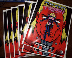 Neon Trash: Storm Warning... On Sale Now!