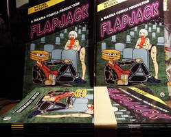 On Sale Now! FLAPJACK: GRAVE CONCERNS