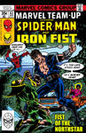 Marvel Team-Up - Fist Of The Northstar