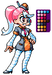 Call E Sprite by theinkBot