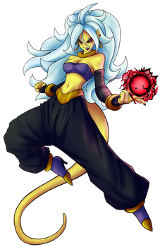 Android 21 (Alt. Color)