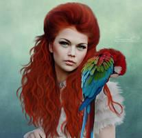 Red devil by x-Cubbu-x