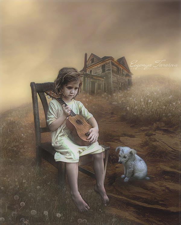 Dream a Little Girl by x-Cubbu-x