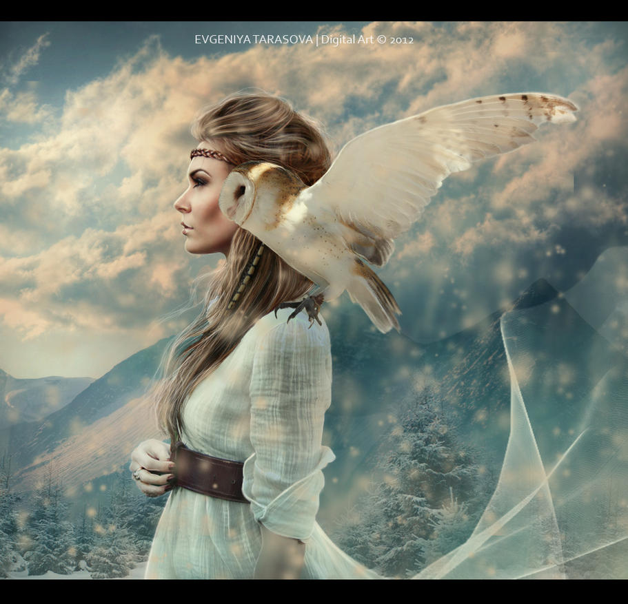 Ice Princess by x-Cubbu-x