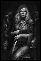 Lady of bones