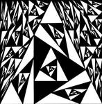 black and white motif 2