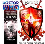 Doctor Who Big Finish Custom Cover The Crusade
