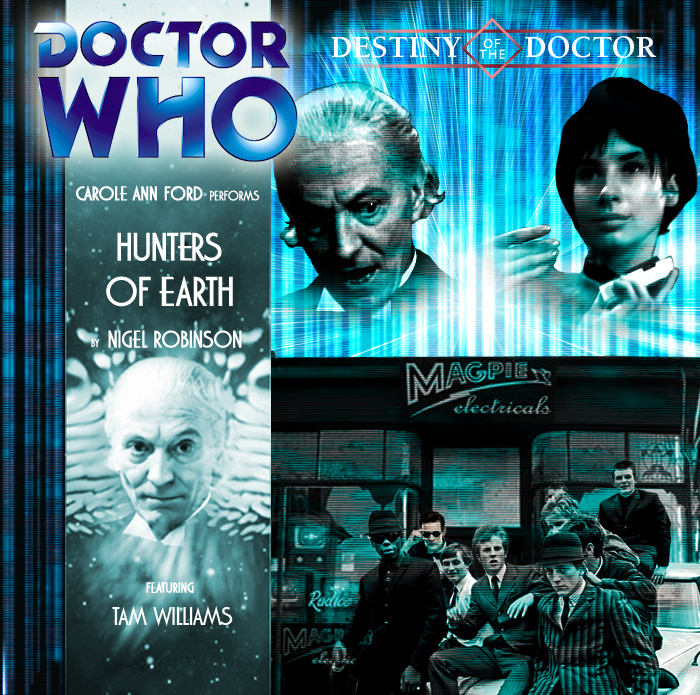 Destiny of the Doctor 1: Hunters of Earth by spanishyoda