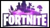 Fortnite (stamp) by Invinciblo85