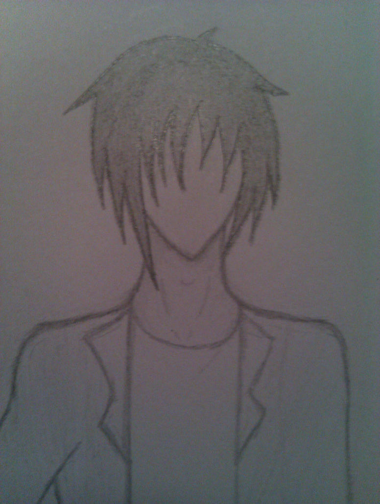 anime boy head number unknown by shadow sista