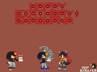 Sha's Birthday Surprise by DarkG03
