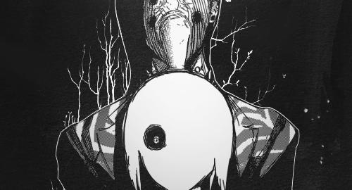 Uta (Tokyo Ghoul) - Halloween Signature by Takashi14