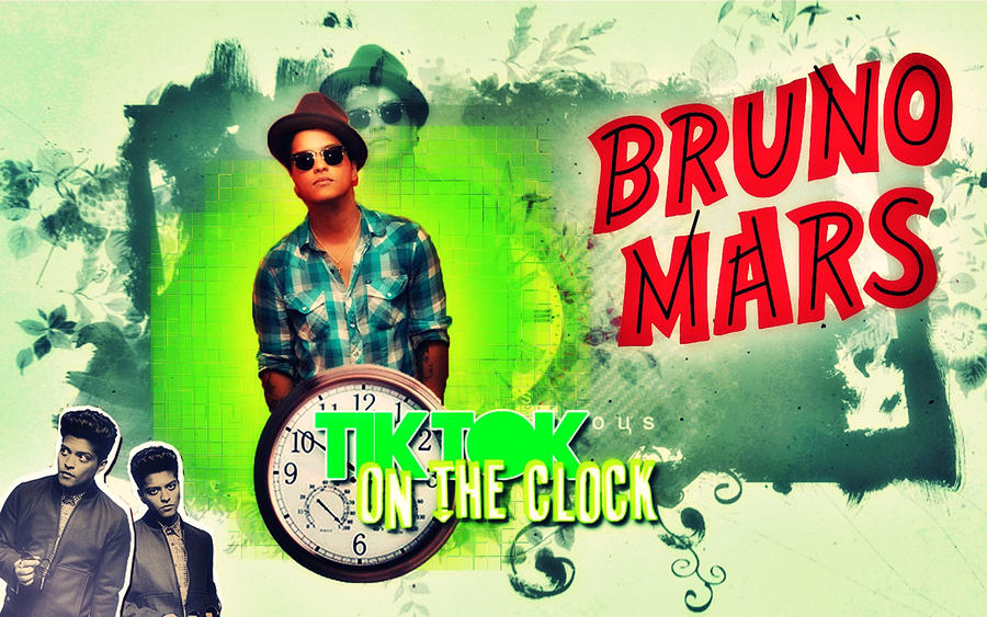 Bruno Mars Wallpaper By Pottergleek On DeviantArt