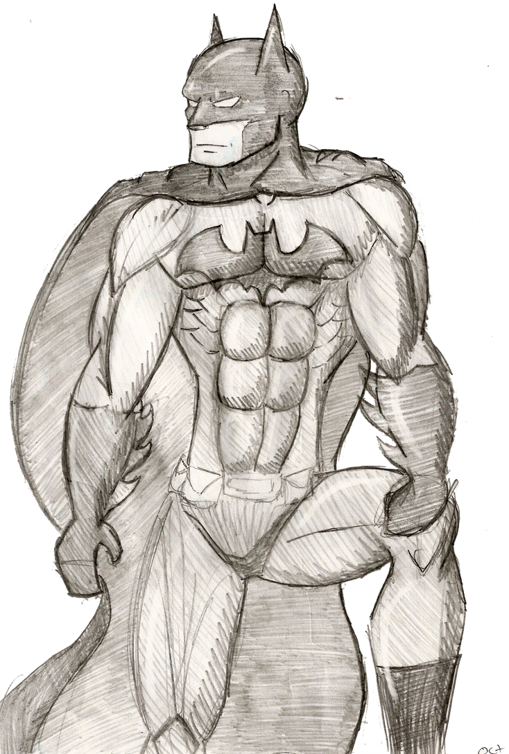 NANANANA BATMAN by KristenLovesDerpy