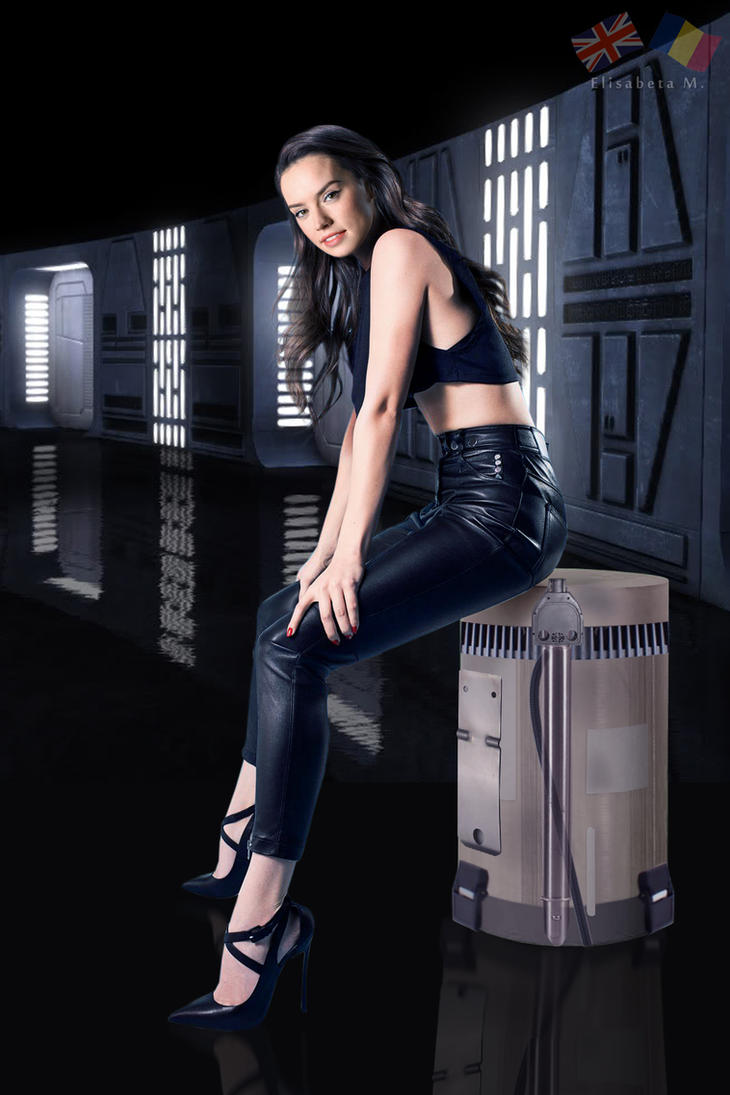 Daisy Ridley leather fake 02 v03 by ElisabetaM