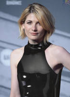 Jodie Whittaker latex fake 03 by ElisabetaM