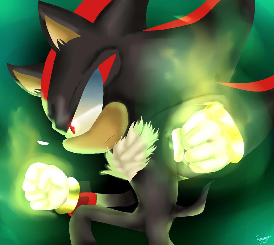 Shadow The Hedgehog Chaos Powers Www Pixshark Com