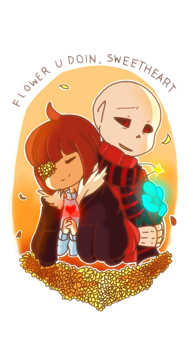 Undertale - Flowerfell - RIP me by AremiAltaria-san on DeviantArt