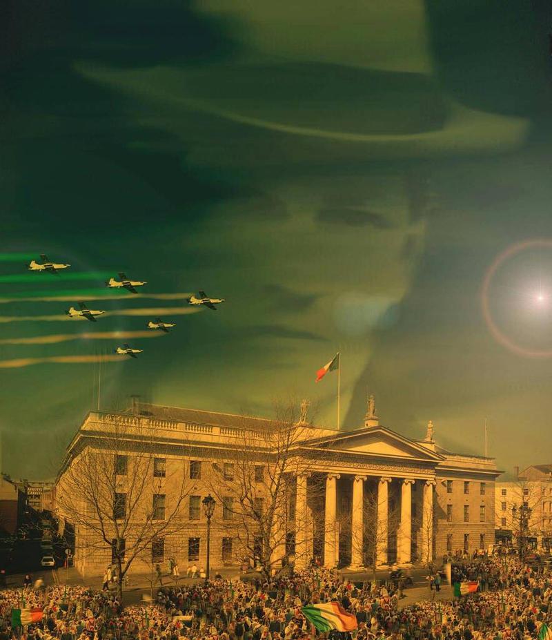 Dublin 1916 Celebrations.  by webcraftireland