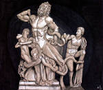 Laocoon and His Sons by artistdude1013