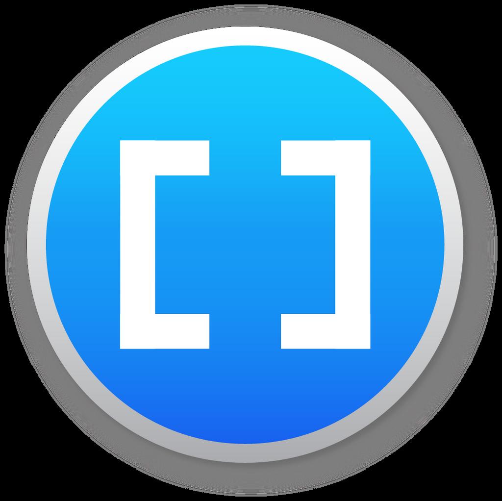 Adobe Brackets OSX Yosemite style Icon by cvangilder64