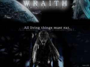 Wraith by The-Art-of-Stargate