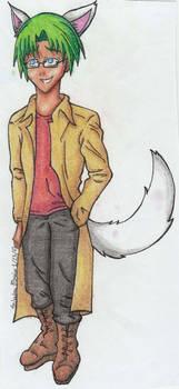 Gene Owen (OC Drawing)