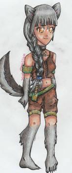 Sorcha (OC Drawing)