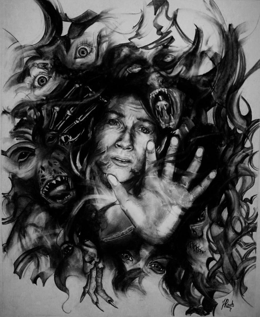 All my Demons by marthablack