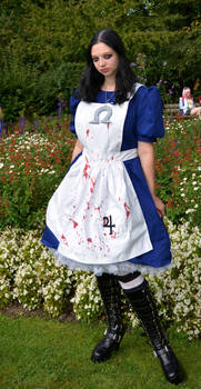 Alice Liddell 3 - Alice Madness Returns