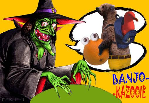 'Banjo To Kazui No Daiboken'