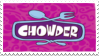 :DONT FAVE: Chowder logo pink by Stampd-club