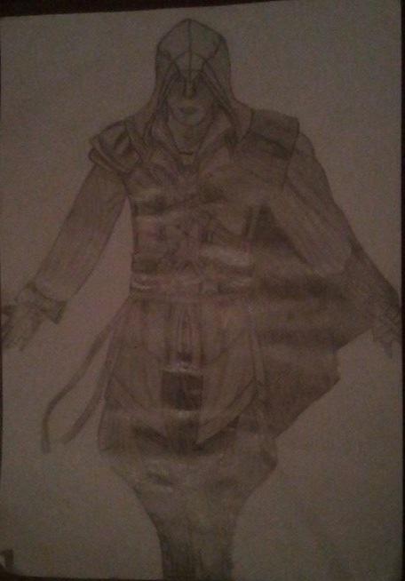 Ezio Auditore by Milouavatar2