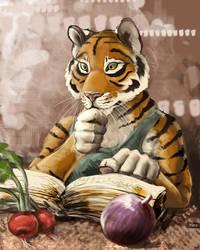 Reading Tiger