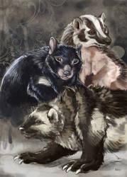 Vicious Beasts