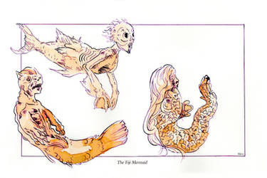 Fiji Mermaids