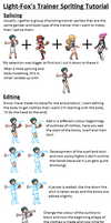 Trainer Sprite Tutorial