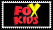Fox Kids Stamp
