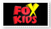 Fox Kids Stamp by XGBlue