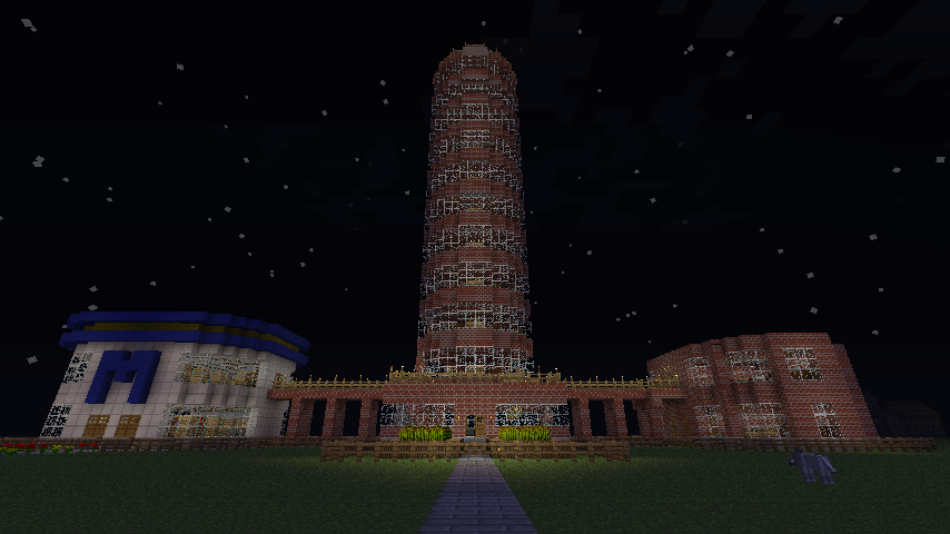 Minecraft Pokemon Complex by XGBlue