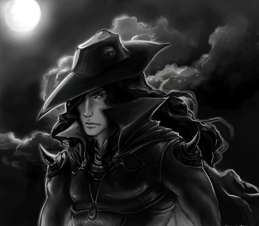 Vampire Hunter D by cwutieangel